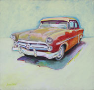 Ford Custom - painting